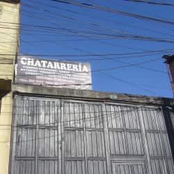 Chatarrería Carrera 91 en Bogotá