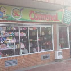 Miscelánea y Papelería Comunal en Bogotá