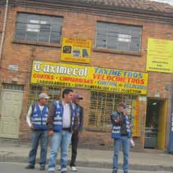 Taximecol en Bogotá