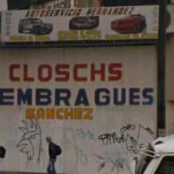 Closchs Embragues Sanchez en Bogotá