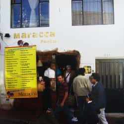 Maracca Parrilla en Bogotá