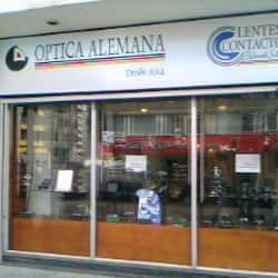 Óptica Alemana Centro en Bogotá
