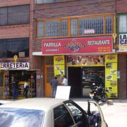 Parrilla Gourmet Carnuditas en Bogotá