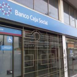Banco Caja Social BCSC Avenida Caracas en Bogotá