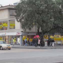 Cajero Bancolombia Antiguo Country en Bogotá