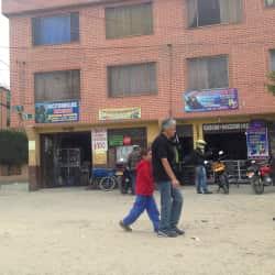 Bicitornillos en Bogotá