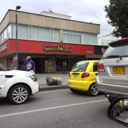 Jeno's Pizza Calle 98 en Bogotá