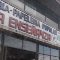 Papelería La Enseñanza en Bogotá