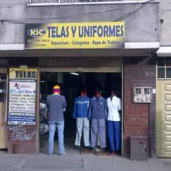 KSC Telas y Uniformes en Bogotá