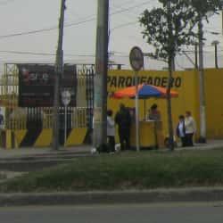 Parqueadero Avenida 68 en Bogotá