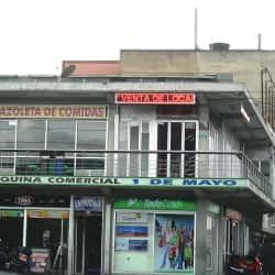 Esquina Comercial Primera de Mayo en Bogotá