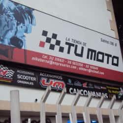 La Tienda De Tu Moto en Bogotá