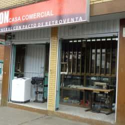 Houston Casa Comercial en Bogotá