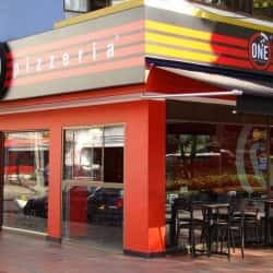 One Pizzería 98 en Bogotá