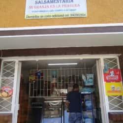Salsamentaria Mi Granja En La Pradera en Bogotá