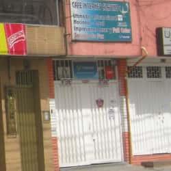 Café Internet Aladino en Bogotá