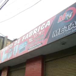 Fábrica De Vitrinas GNP en Bogotá