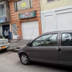 Vidrios y Aluminios Rionegro en Bogotá