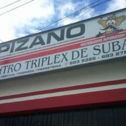 Pizano Centro Triplex De Suba en Bogotá