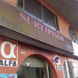 Surtipisos en Bogotá