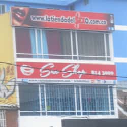 Sex Shop Avenida 1 de Mayo en Bogotá