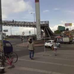 Estación Marsella en Bogotá