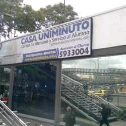 Uniminuto Diagonal 81C con Carrera 72B en Bogotá