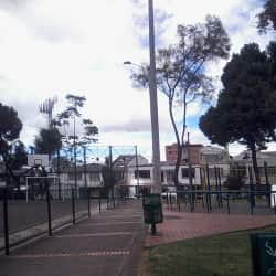 Parque Quinta Paredes en Bogotá