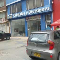 Cristales y Divisiones en Bogotá