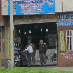 Surti Repuestos Cardenas en Bogotá
