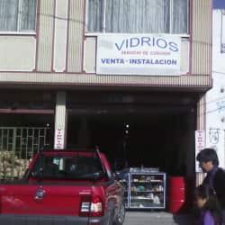 Vidrios Carrera 30 con 29 en Bogotá