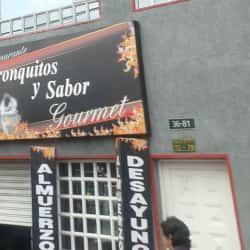 Restaurante Tronquitos y Sabor en Bogotá