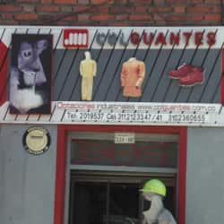 Colguantes  en Bogotá