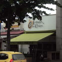 Estampa del Chalán en Bogotá