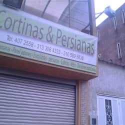 Cortinas y Persianas Calle 8 Con 0 en Bogotá