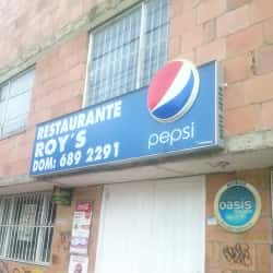 Restaurante Roy's en Bogotá