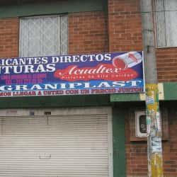 Fábrica de Pinturas Acualtex Chía  en Bogotá