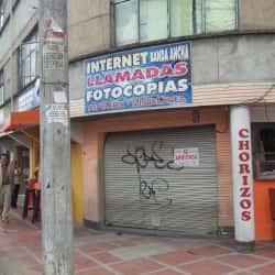 Internet Banda Ancha Calle 71A  en Bogotá