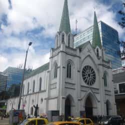 Iglesia La Porciúncula en Bogotá