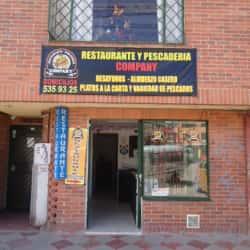 Restaurante y Pescadería Company en Bogotá