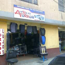 American Forros en Bogotá