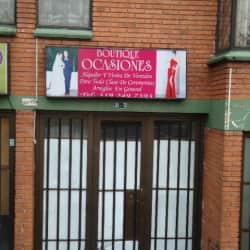 Boutique Ocasiones en Bogotá