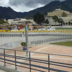 Estación Bicentenario en Bogotá