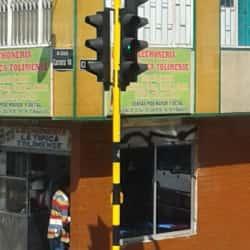 Lechonería La Típica Tolimense MDG en Bogotá