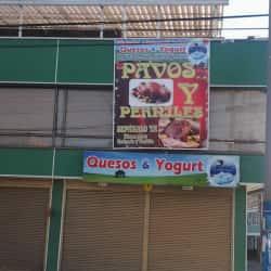 Quesos y Yogurt Preslac en Bogotá