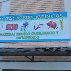 Dotaciones Médicas en Bogotá