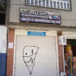 New Tech Internet y Juegos en Bogotá