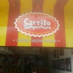 Carrito Sanguchero en Bogotá