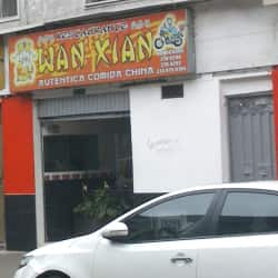 Restaurante Wan Xian en Bogotá
