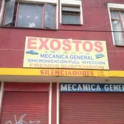 Exostos  Carrera 108 en Bogotá